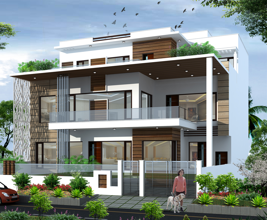 Dlf house projects